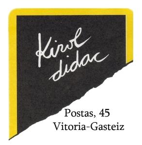 Kirol Didac logotipo
