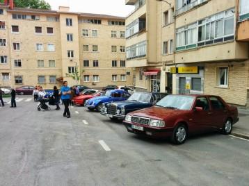 Fiestas de Abetxuko 3 de mayo 2015