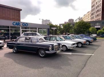 Araba Classic Club salida Haro 14 junio de 2015