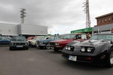 Araba Classic Club 21 aniversario 2015