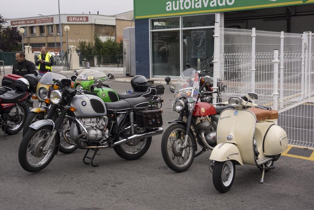 VI Vuelta Álava en moto Araba Classic Club