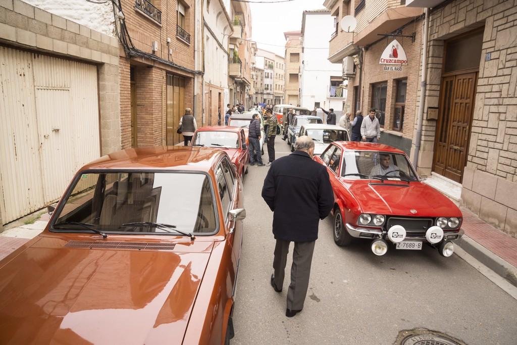 Fue noticia: Concentración en Azagra 8 de noviembre
