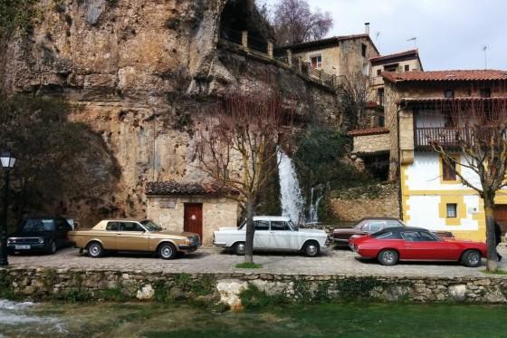 Salida a Poza de la Sal y Orbaneja del Castillo, 13 de marzo Araba Classic Club