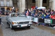7Pajes de Baltasar en Mercedes-Benz SL